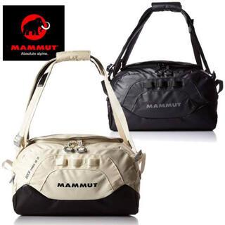 マムート(Mammut)のMAMMUT ロックカーゴSE 25L ホワイト(バッグパック/リュック)