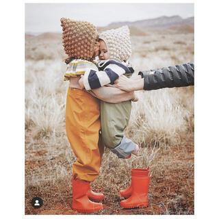 キャラメルベビー&チャイルド(Caramel baby&child )のBabywondercrochets バブルボンネット(帽子)