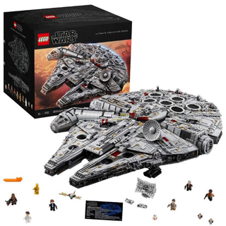 Lego - 【新品/未開封】レゴ スター・ウォーズ ミレニアム・ファルコン 75192