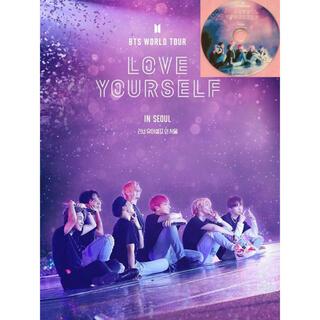 防弾少年団(BTS) - BTS LOVEYOURSELF 2019 高画質 LIVEDVD バンタン