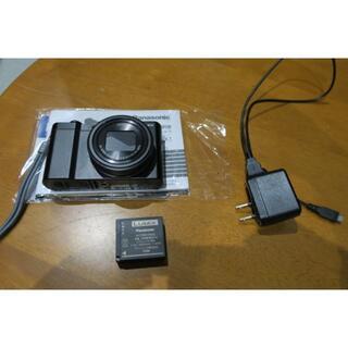 美品 Panasonic デジタルカメラ LUMIX DMC-TX1
