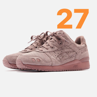 "アシックス(asics)のkith×asics THE PALETTE"" ""QUICKSAND"" 27(スニーカー)"