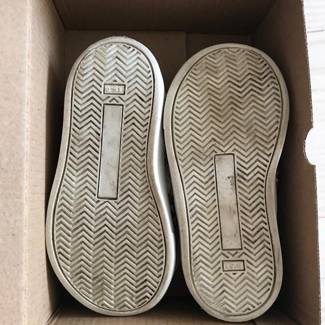 アンパンマン(アンパンマン)の専用 アンパンマン  15cm  キッズ/ベビー/マタニティのキッズ靴/シューズ(15cm~)(スクールシューズ/上履き)の商品写真