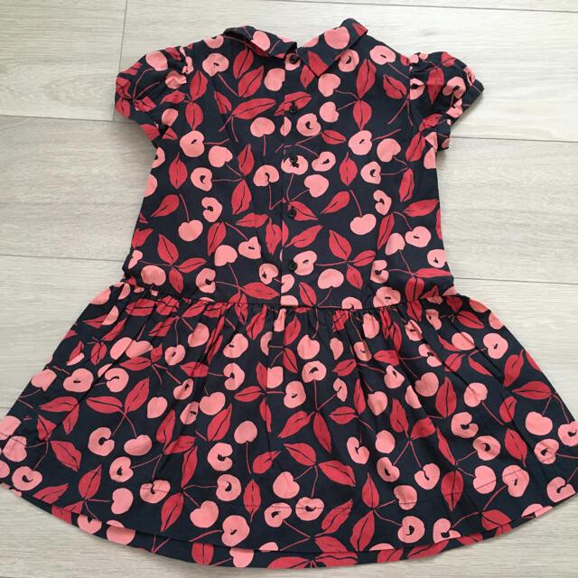 Bonpoint(ボンポワン)のボンポワン ワンピース 3 キッズ/ベビー/マタニティのキッズ服女の子用(90cm~)(ワンピース)の商品写真