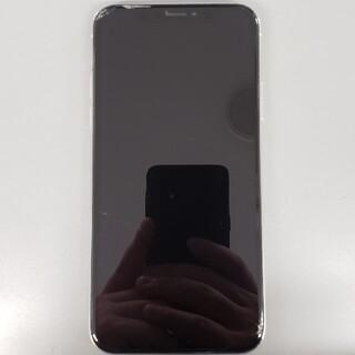 iPhone - iPhone X 64GB シルバー 難あり