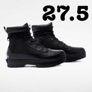 アンブッシュ(AMBUSH)の27.5 Converse Duck Boot Ambush Black(ブーツ)