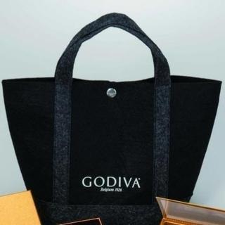 GODIVA ブラックフライデー ハッピーセットのバッグ