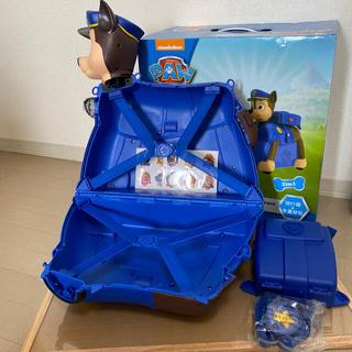 パウパトロール チェイス キャリー バッグ 乗れる おもちゃ 新品未使用