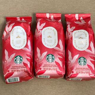 Starbucks Coffee - スターバックス クリスマスプレゼント 3袋セット スタバ ホリデー