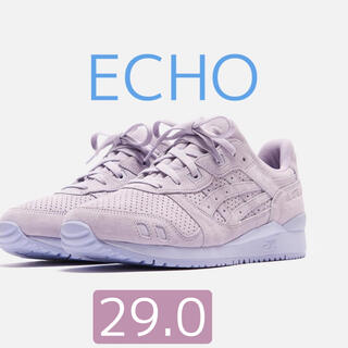 "asics - kith×asics ""THE PALETTE"" ""ECHO"" 29"