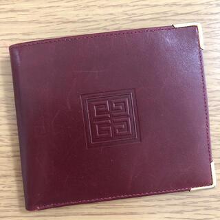ジバンシィ(GIVENCHY)のジバンシー 2つ折り財布 財布(財布)