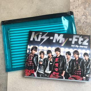 キスマイフットツー(Kis-My-Ft2)のkis-my-ft2 journey 初回生産限定盤B(アイドルグッズ)
