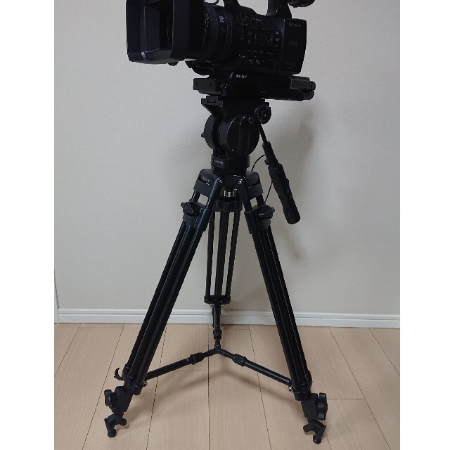 SONY(ソニー)のソニー ビデオカメラ用 三脚(業務用) スマホ/家電/カメラのカメラ(ビデオカメラ)の商品写真
