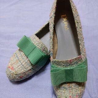 エスペランサ(ESPERANZA)のロファー(ローファー/革靴)