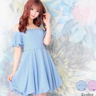 dazzy store - ドレス【カラー¦ブルー】Lサイズ 〜未使用〜