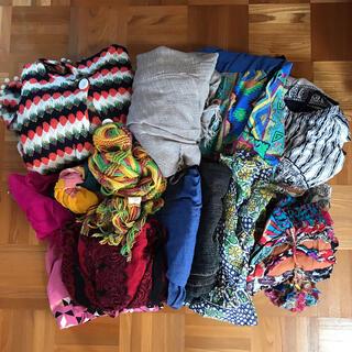 チチカカ(titicaca)のアジアン エスニック服 チチカカ含む まとめ売り 12点 お買い得♡(セット/コーデ)
