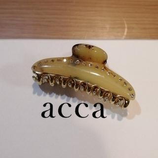 acca - acca ティアラクイーン ヘアクリップ 中