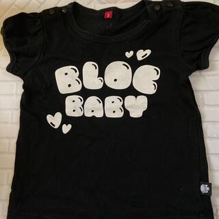 ベベ(BeBe)のバックリボン♡Tシャツ(Tシャツ/カットソー)