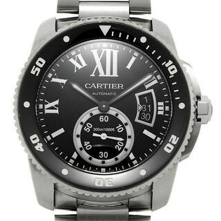 N2 - 即購入OK !!!カルティエ Cartier カリブル メンズ 腕時計 自動巻