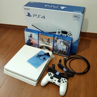 PlayStation4 - PS4本体 動作確認済