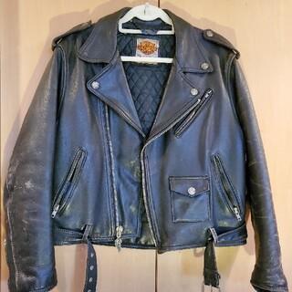 ハーレーダビッドソン(Harley Davidson)のハーレー レザージャケット ライダース(ライダースジャケット)