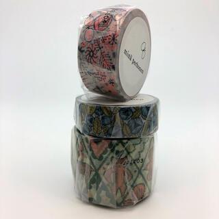 ミナペルホネン(mina perhonen)のミナペルホネン マスキングテープ 3つセット symphony jardin(テープ/マスキングテープ)