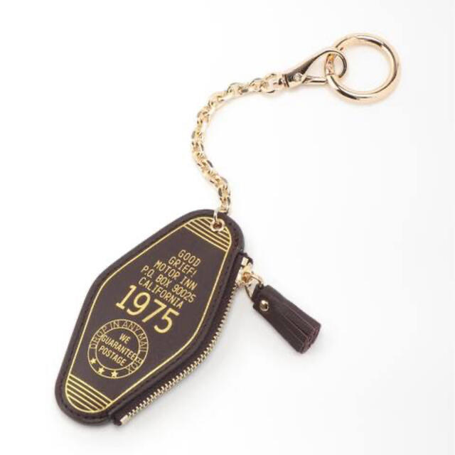 L'Appartement DEUXIEME CLASSE(アパルトモンドゥーズィエムクラス)のアパルトモン 【GOOD GRIEF/グッドグリーフ】Key Case レディースのファッション小物(キーケース)の商品写真