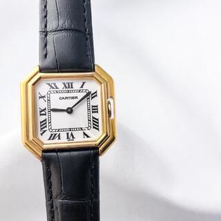 Cartier - 【仕上済/ベルト2本】カルティエ サンチュール ゴールド レディース 腕時計