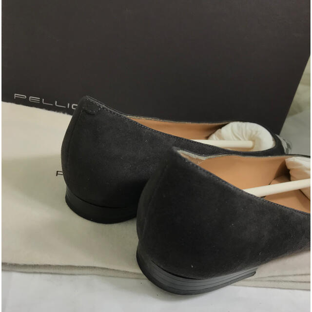 PELLICO(ペリーコ)のPELLICO ペリーコ デザインフラットシューズ 11.27♪27 レディースの靴/シューズ(ハイヒール/パンプス)の商品写真