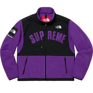 シュプリーム(Supreme)のSupreme North Face Denali Fleece Purple(ブルゾン)