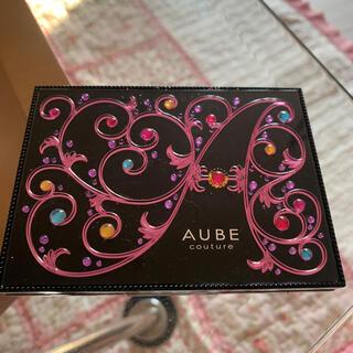 オーブクチュール(AUBE couture)のAUBE❤️デザイニングジュエルコンパクト(コフレ/メイクアップセット)