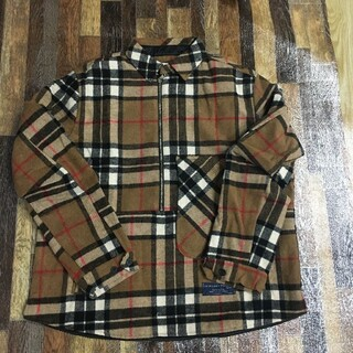 PEACEMINUSONE - we11done Tweed pullover ブルゾン