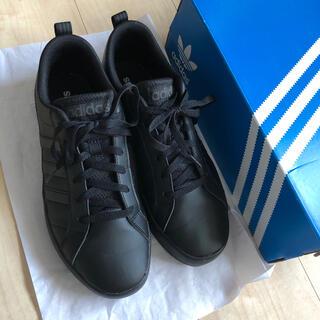 adidas - 【美品】adidas アディダス スニーカー ブラック 26cm
