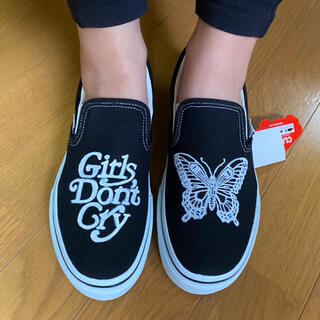 VANS - girls don't cry/vans オリジナルスニーカー