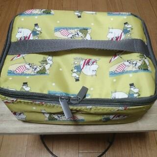 タカラジマシャ(宝島社)のムーミン 付録 保冷バッグ(弁当用品)