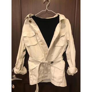 ユナイテッドアローズ(UNITED ARROWS)のAnother Edition ホワイトジャケット(ミリタリージャケット)