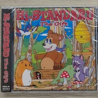 ハイスタンダード(HIGH!STANDARD)の新品・未開封 The Gift Hi-STANDARD(ポップス/ロック(邦楽))