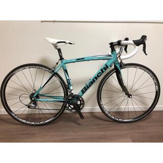 ビアンキ(Bianchi)のBianchi Via Nirone7Alucarbon105 500軽量化美品(自転車本体)