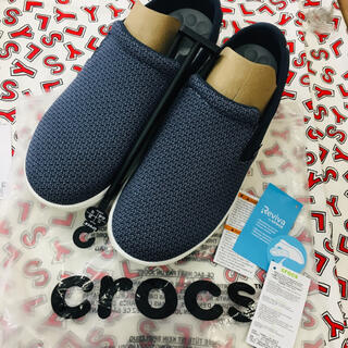 クロックス(crocs)のクロックス スニーカー 29cm used 11/27 ♩61(スニーカー)