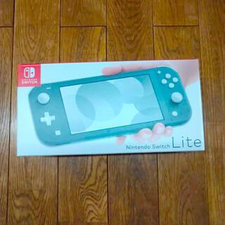 任天堂 - Switch Lite ニンテンドースイッチ ライトグレー 保証付❗️ 任天堂