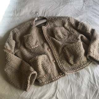 Lochie - rétro boa jaket