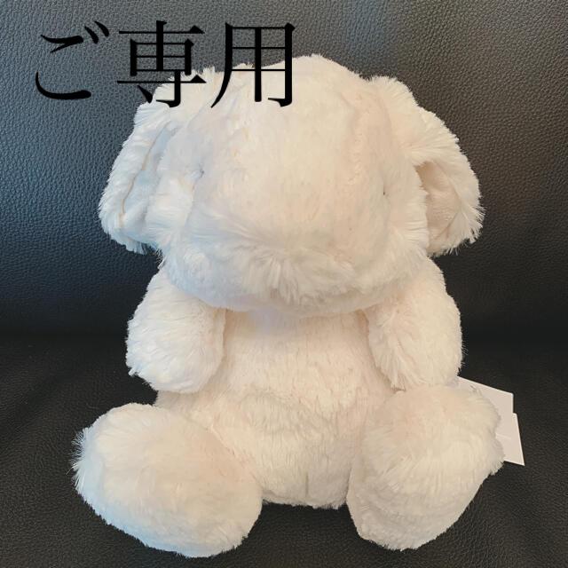Bonpoint(ボンポワン)の【ちぇり様ご専用】ボンポワン ぬいぐるみ バニー サイズ1 キッズ/ベビー/マタニティのおもちゃ(ぬいぐるみ/人形)の商品写真