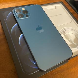 Apple - iPhone 12 Pro 128GB 本体 パシフィックブルー SIMフリー