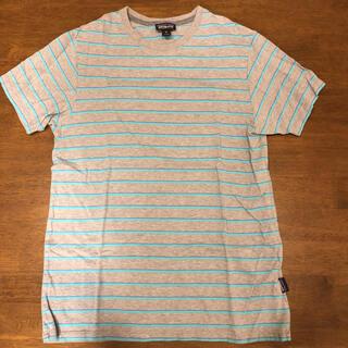 patagonia - Patagonia ボーダー Tシャツ XSサイズ