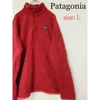 パタゴニア(patagonia)のPatagonia  パタゴニア ベターセーター レディース Lサイズ(ニット/セーター)