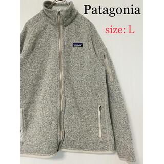パタゴニア(patagonia)の専用ページ patagonia ベターセーター レディース Lサイズ(ニット/セーター)