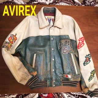 AVIREX - AVIREX 革ジャン