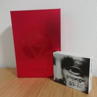 ジェネレーションズ(GENERATIONS)のGENERATIONS 豪華初回生産限定盤 CD+Blu-rayセット(ミュージック)