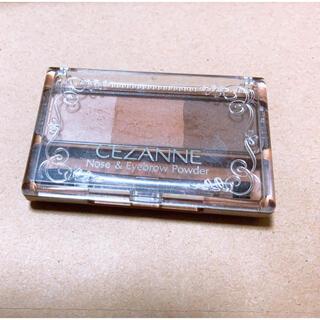 セザンヌケショウヒン(CEZANNE(セザンヌ化粧品))のセザンヌ アイブロウパウダー(パウダーアイブロウ)