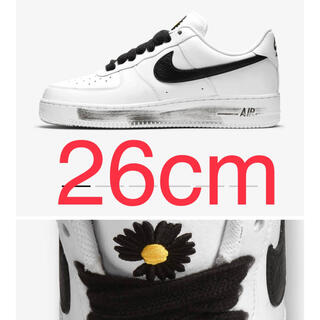 NIKE - NIKE AIR FORCE 1 PARANOISE 26cm AF1パラノイズ